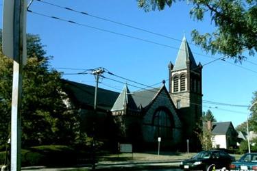 St John's United Methodist Church