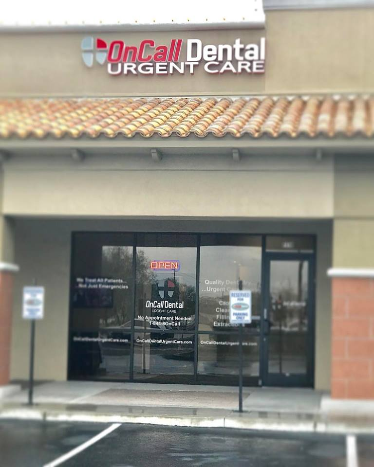 OnCall Dental Urgent Care - Glendale Office 5940 W Union