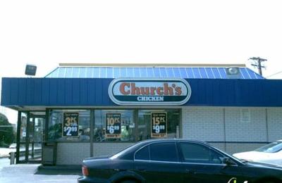 Church's Chicken - Saint Louis, MO