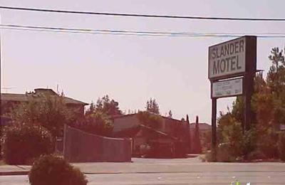 Hayward Islander Motel Ca