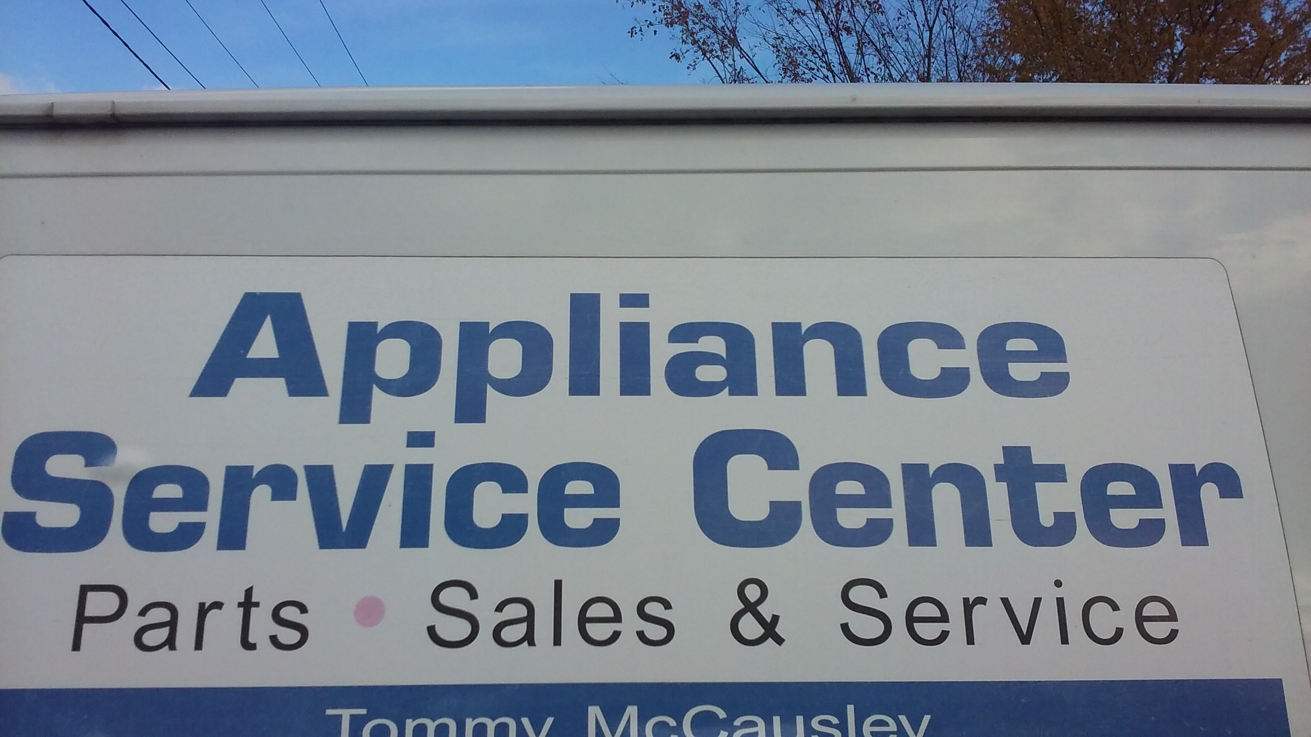 Appliance Service Center 201 Hall Ave Suffolk Va 23434