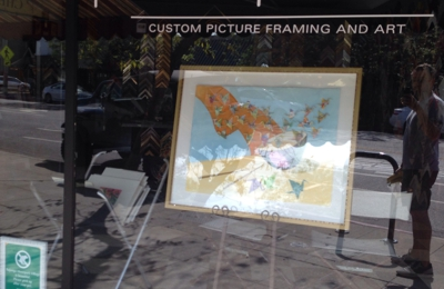 Feeling Frameous - Studio City, CA. Exterior shot