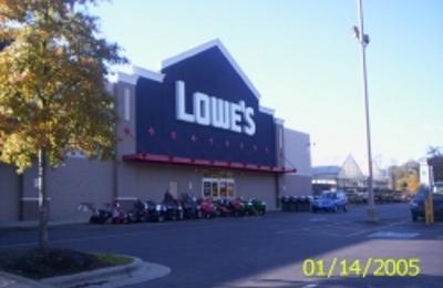 Lowe's Home Improvement - Brevard, NC