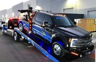 Able Safeway Transport - Wesley Chapel, FL. Nice Show Truck!!