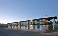 IHG Army Hotels Gibb Hall on Ft Hunter Liggett