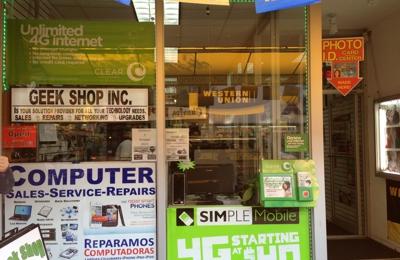 Geek Shop, Inc. - Brooklyn, NY