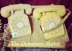 The Downtown Market - Asheville, NC