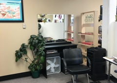Mary's Hairstyling - Soldotna, AK. Third station