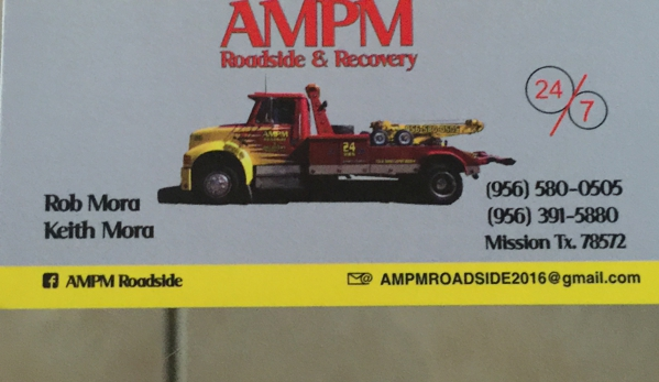 AMPM Roadside & Recovery - Mission, TX
