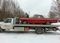 B & M Flatbed & Road Service - Harrisville, PA