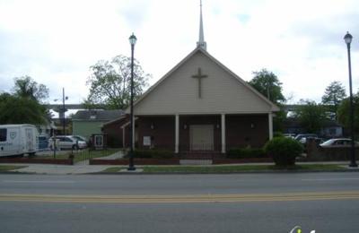 Greater Trinity AME Church - Charleston, SC