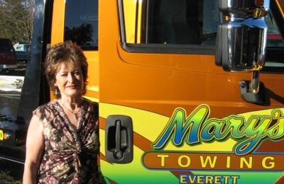 Mary's Towing - Everett, WA