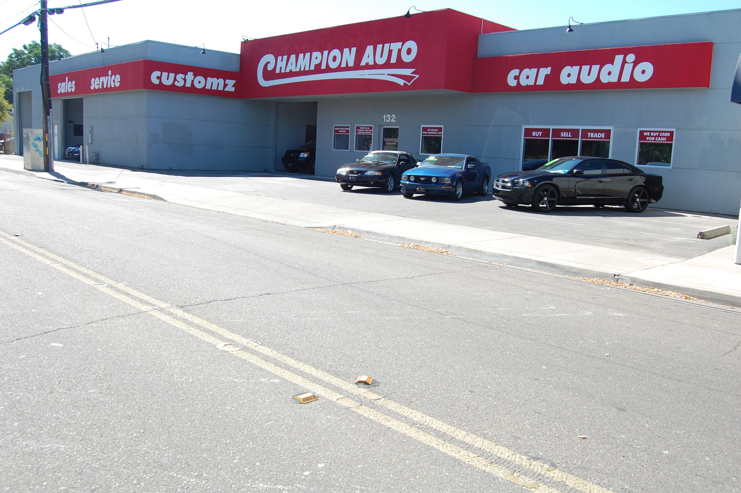 CHAMPION AUTO, Modesto CA