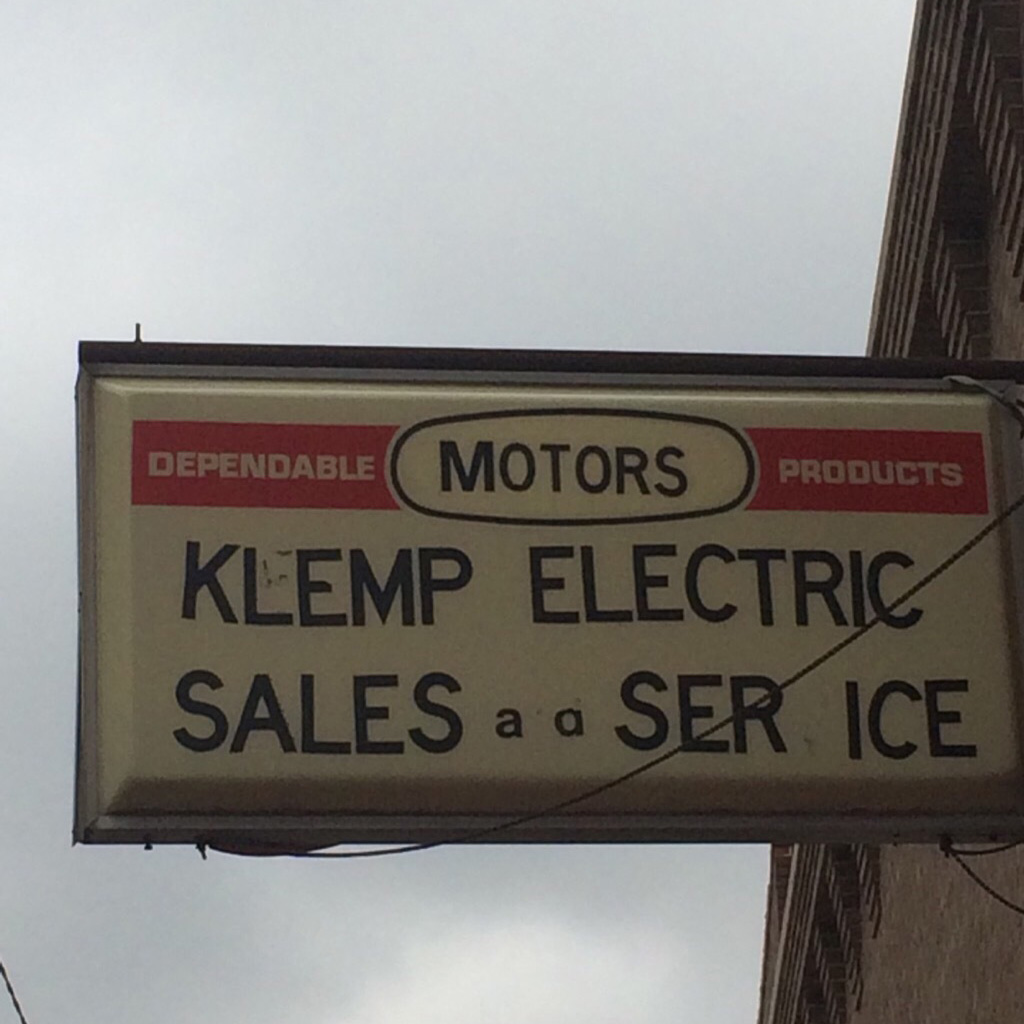 klemp electric motor repair sales 739 central ave On klemp electric motor repair