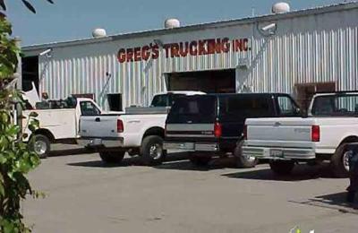 Greg's Trucking Service - San Mateo, CA