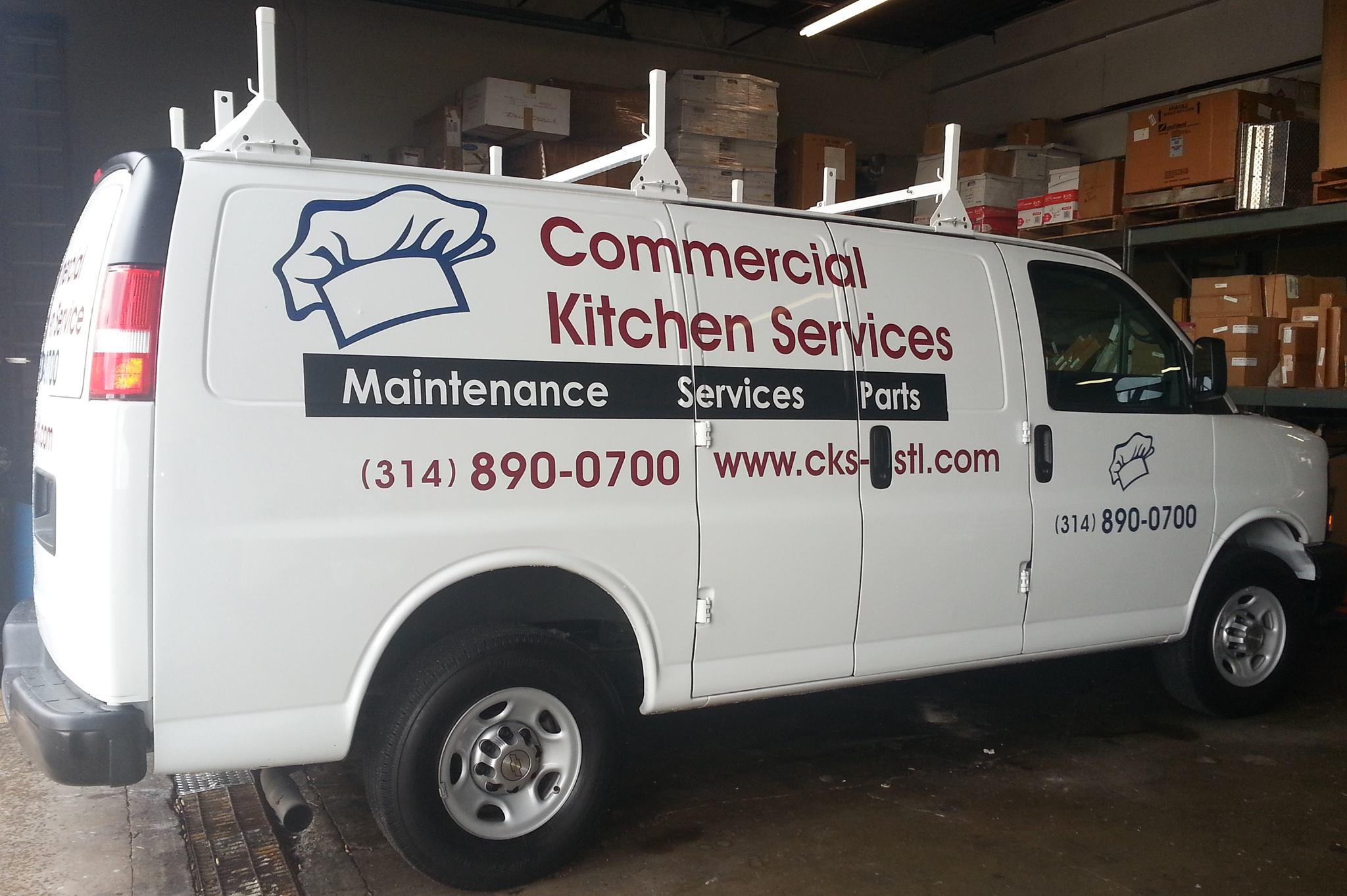 Commercial Kitchen Service 10667 Lemone Industrial Blvd