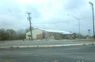 Pueblo Hall - San Antonio, TX