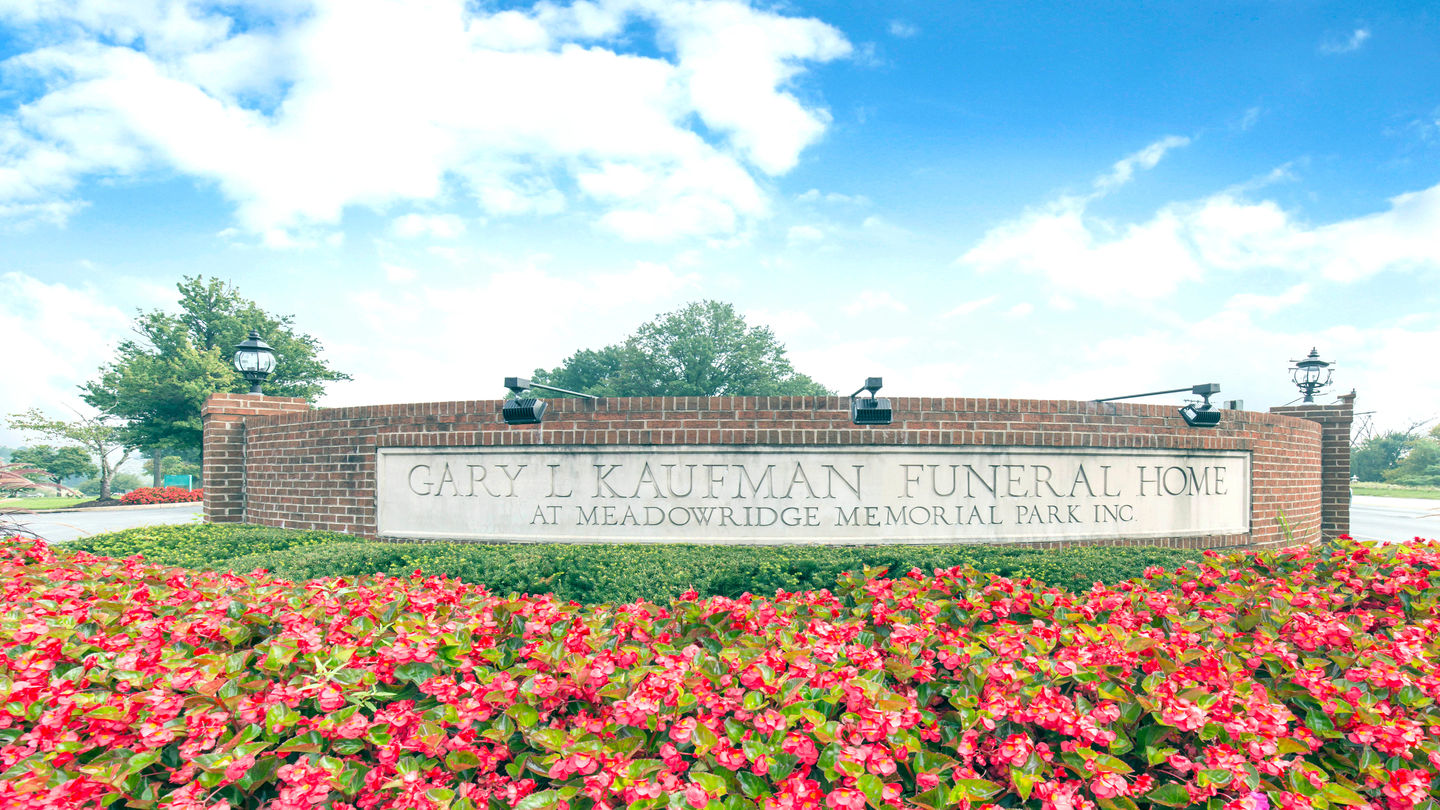 Gary L Kaufman Funeral Home At Meadowridge Memorial Park