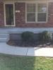 8x20 porch with sidewalk