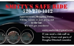SMITTY'S SAFE RIDE LLC