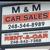 M & M Car Sales