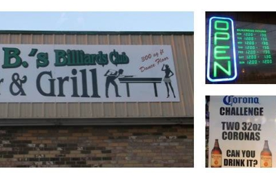 O.B.'s Billiards and the Fire Below Bar and Grill - Saint Robert, MO. vetran owned and partially operated