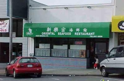 Oriental Seafood Restaurant - San Francisco, CA
