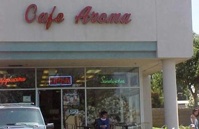 Cafe Aroma - Santa Clara, CA