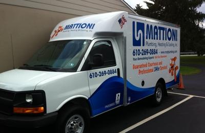 Mattioni Plumbing, Heating & Cooling - Downingtown, PA