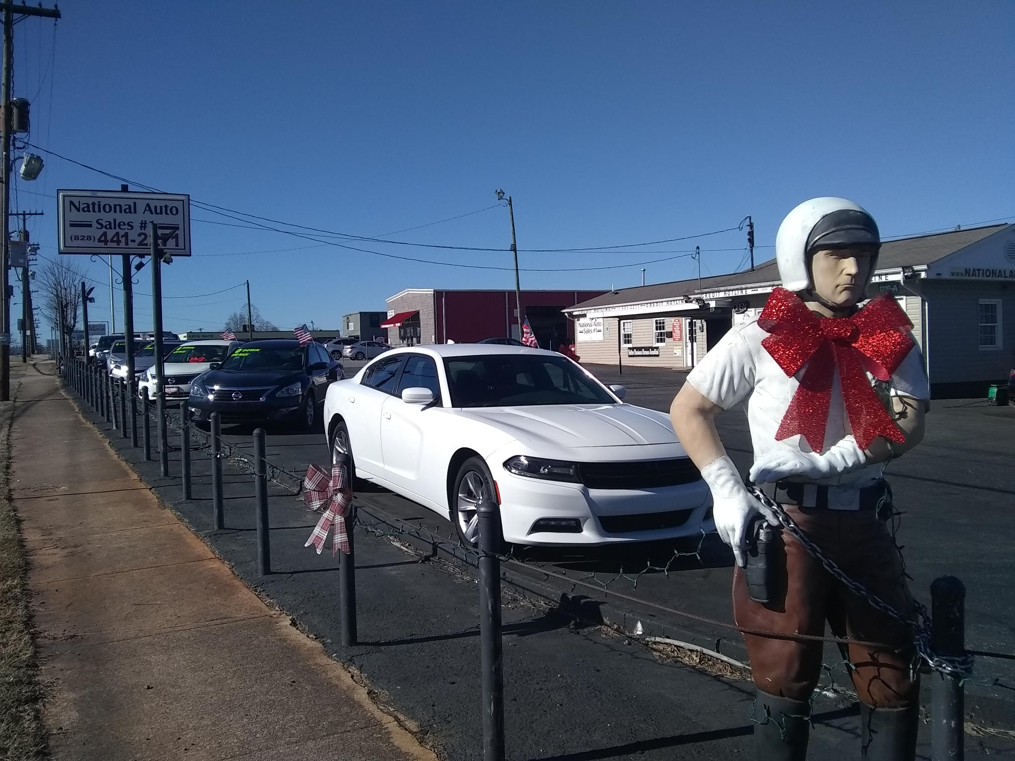 National Car Sales >> National Auto Sales 1 1210 1st Ave Sw Hickory Nc 28602 Yp Com