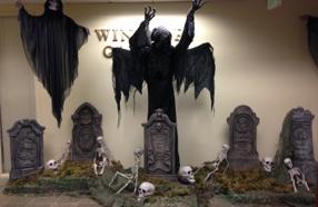 Tomb Sweet Tomb: L.A. Halloween Prep