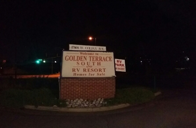 Golden Terrace South RV - Golden, CO