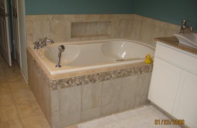 Della Floors Cross Timbers Rd Ste Flower Mound TX - Bathroom remodel flower mound tx