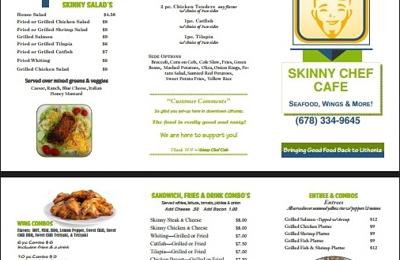 Skinny Chef Cafe - Lithonia, GA