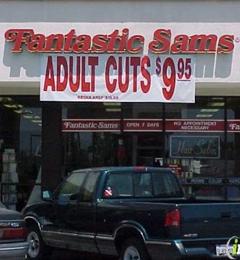 Fantastic Sams - San Jose, CA