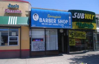 Springfield Barber & Hair Styling - Oakland Gardens, NY