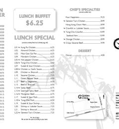 Golden China Restaurant - Flowood, MS