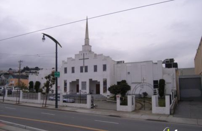 Cornerstone Missionary Baptist Church - San Francisco, CA