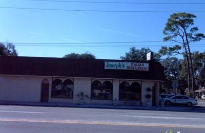 Joseph S Italian Restaurant 7316 N Main St Jacksonville Fl