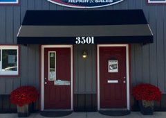 Chili Automotive Repair & Sales, Inc. - North Chili, NY. Outside completely renovated in past year
