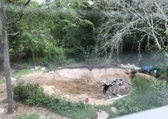 Doty Pool Destruction - Houston, TX