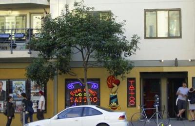 Everlasting Tattoo - San Francisco, CA