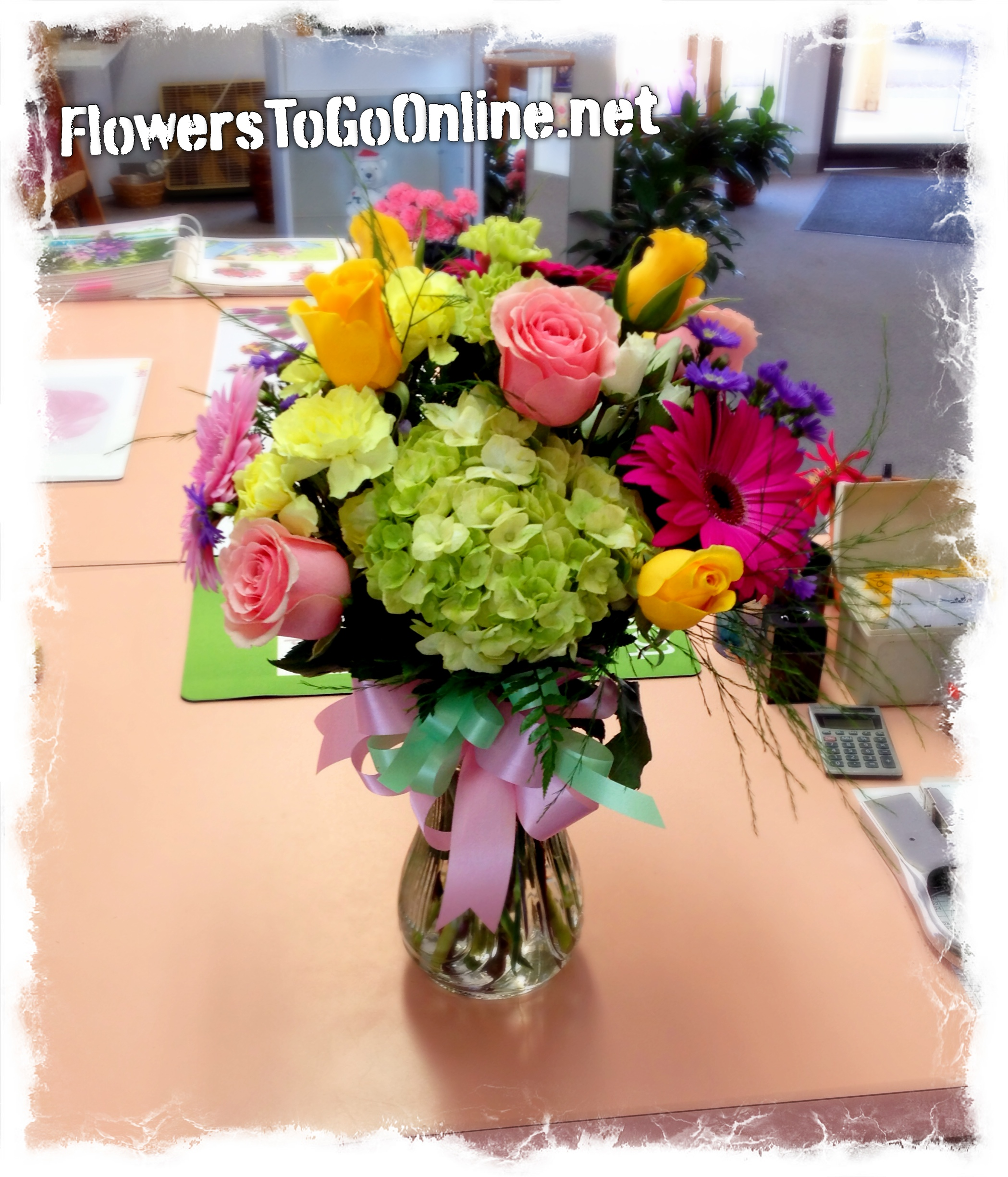 Flowers To Go 205 W Rockrimmon Blvd Ste A Colorado Springs Co