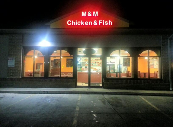 M & M Chicken & Fish - Columbus, OH