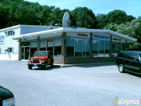 Benson Auto Company, Franklin NH