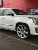 2017 escalade platinum on 26s and a 2-4 drop