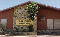 Train Station Coffee Shop