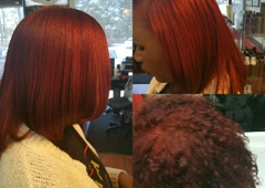 Itha's Beauty Salon - Columbus, GA. color natural