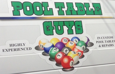 Pool Table Guys State St Montclair CA YPcom - Pool table guys