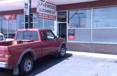 Lakewood Alignment & Brake Service - Denver, CO